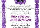 Misa Mensual de Octubre